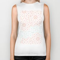 lace Biker Tanks featuring Lace by LindsayMichelle
