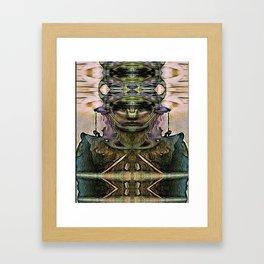 """Deep Inside II"" Framed Art Print"