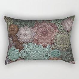 Mandorla Rectangular Pillow