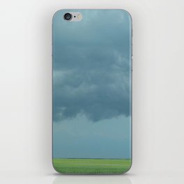 Storm Clouds // Landscape Photography iPhone Skin