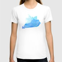 kentucky T-shirts featuring Kentucky Nocturne by Matthew Taylor Wilson