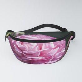 Ranunculus in pink Fanny Pack