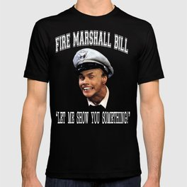 Fire Marshall Bill - In Living Color T-shirt