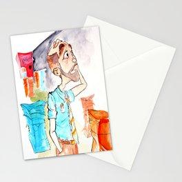 Stress Free Workplace Stationery Cards