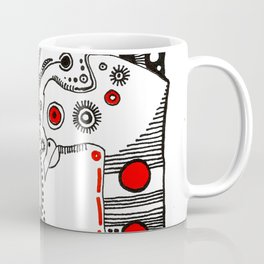 """Natural Selection"" Coffee Mug"