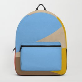 Mid Century Minimal 6 Backpack