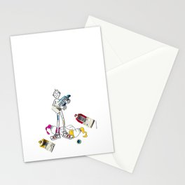 DIDI painter Stationery Cards