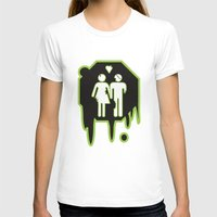 zombies T-shirts featuring Zombies by JJ Fry
