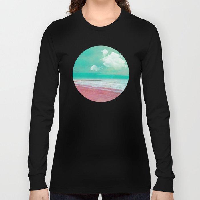 SILENT BEACH Long Sleeve T-shirt