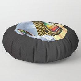 Daft Punk - Discovery Floor Pillow
