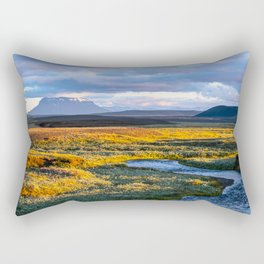 Midsummer eve Rectangular Pillow