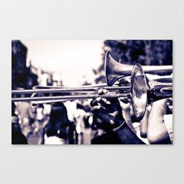 Quarter Fest Canvas Print