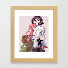 Remember You Framed Art Print