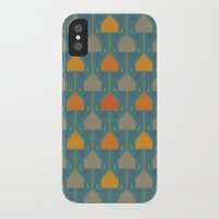 camping iPhone & iPod Cases featuring Camping by Mimi