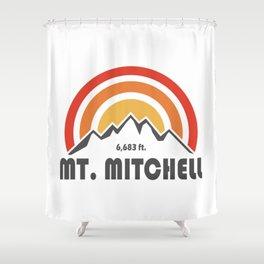 Mount Mitchell Shower Curtain