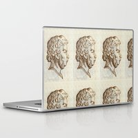 sketch Laptop & iPad Skins featuring sketch by Shelby Claire