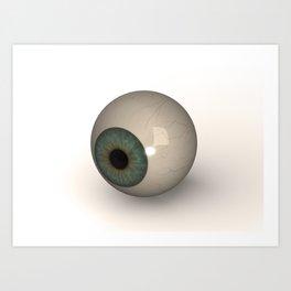 Eye_01 Art Print
