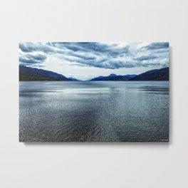 Loch Ness Scotland Metal Print