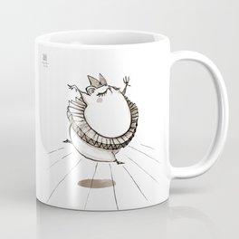 Hamster Ballerina Limerick Coffee Mug