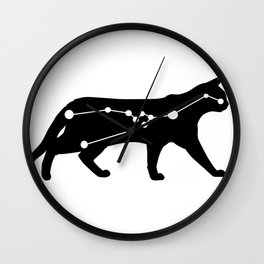 taurus cat Wall Clock