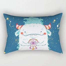 Flossy the Dreamcatcher Rectangular Pillow
