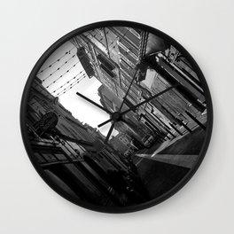 Cours Julien  Wall Clock