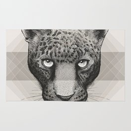 Eternal Leopard Rug