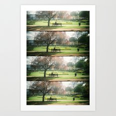 Imagination Garden Art Print