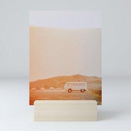 Summer Van Life Mini Art Print