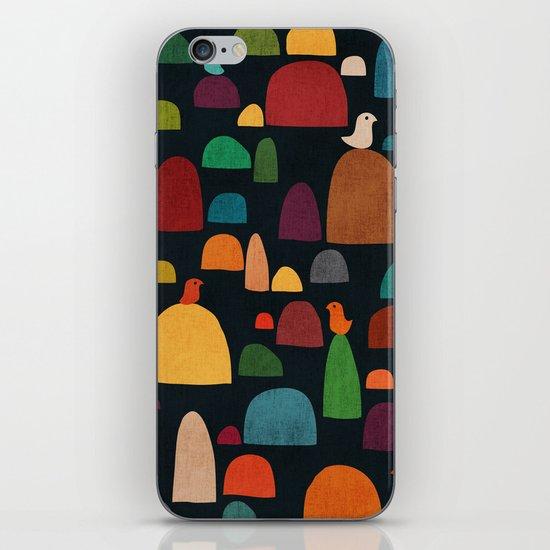 The zen garden iPhone & iPod Skin