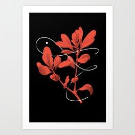Plant & Planet Art Print