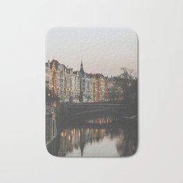 Prague, Czechia Bath Mat