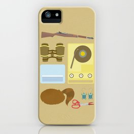 Moonrise Kingdom iPhone Case