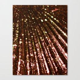 Triton´s Secrets - Shimmering Bronze Canvas Print