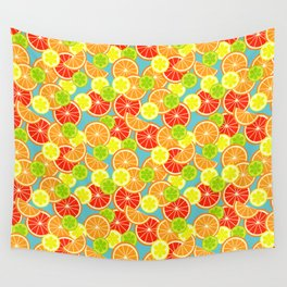 Sweet 'n' Sour  Wall Tapestry