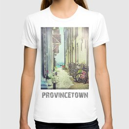 Vacancy at Provincetown T-shirt