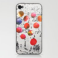 BEACH BALLS iPhone & iPod Skin