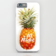 All Right. (Tropical) Slim Case iPhone 6s