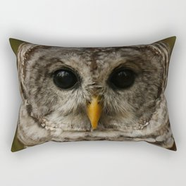 I Only Have Eyes For You Rectangular Pillow