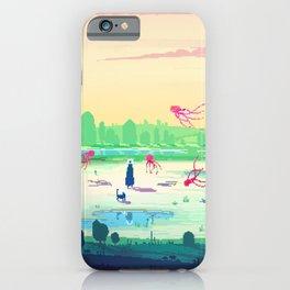 PHAZED PixelArt 5 iPhone Case