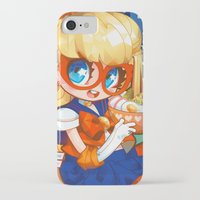 barachan iPhone & iPod Cases featuring v soba by barachan