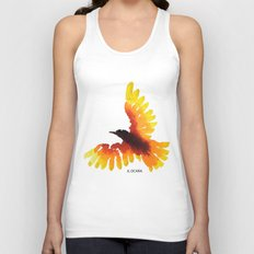 Hope bird. Unisex Tank Top