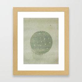 Ritz III Framed Art Print