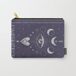 L'Imperatrice or L'Empress Tarot Carry-All Pouch