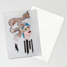 Veronica Sawyer Smokes Stationery Cards