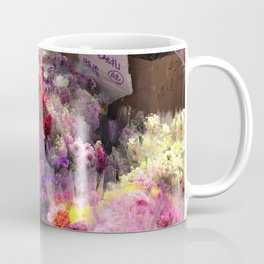 Hong Kong Flower Market Coffee Mug
