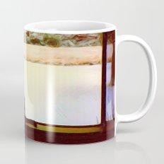 Tosca's Winter Window Mug