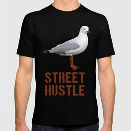 Street hustle T-shirt