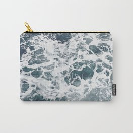 Perfect Sea Waves l Carry-All Pouch