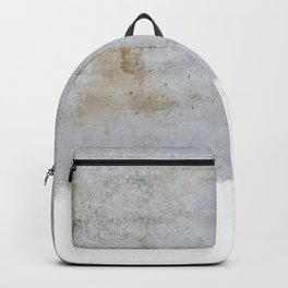 Painting on Raw Concrete Backpack
